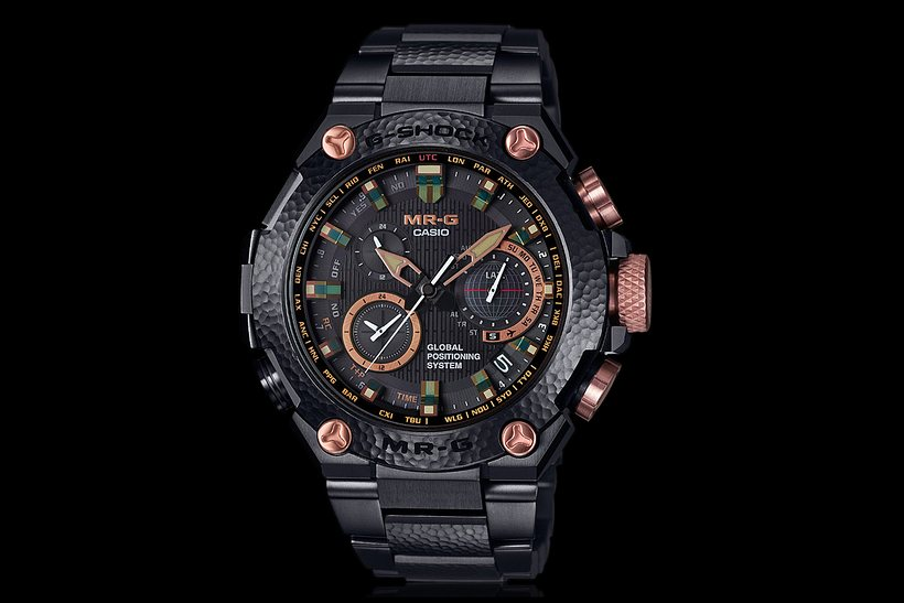Introducing The Charming Casio G-Shock MR-G Limited Edition 'Hammer Tone' Replica Watch