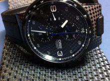Presenting Oris High quality Williams Chronograph Carbon Fibre Extreme Replica Watch