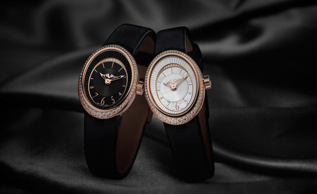 Take A Look At The Charming, Delicated And luxury Dewitt Alma 2016 Replica Watch For Ladies