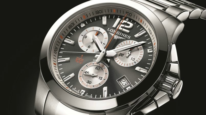 The Classic Longines Conquest 1/100th Roland Garros Replica Watch For Lady Releases