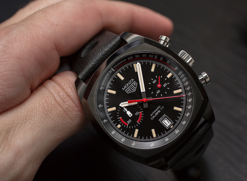 Classic Tag Heuer Replica 1887 Chronograph With A Good Composite