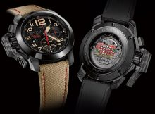 Review Classic Replica Graham Chronofighter Oversize Score Baja 1000 Limited Edition
