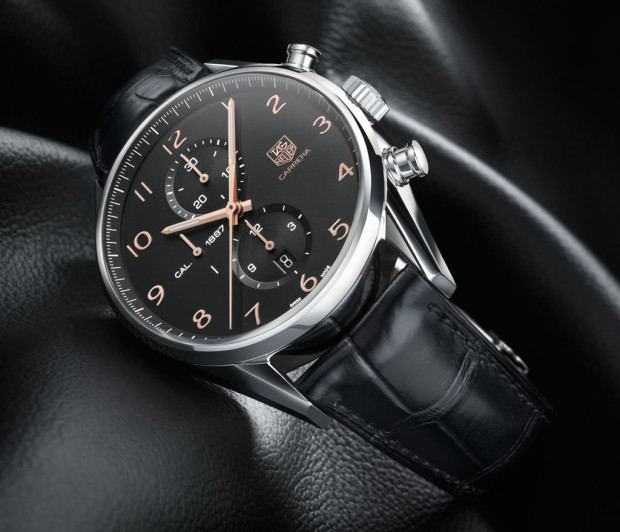 tag heuer carrera calibre spacex #8
