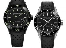 Take A Look At The New Diving Raymond Weil Freelancer Replica Watch
