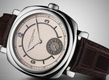 Laurent Ferrier Swiss FineTiming Galet Square Vintage Replica Watch