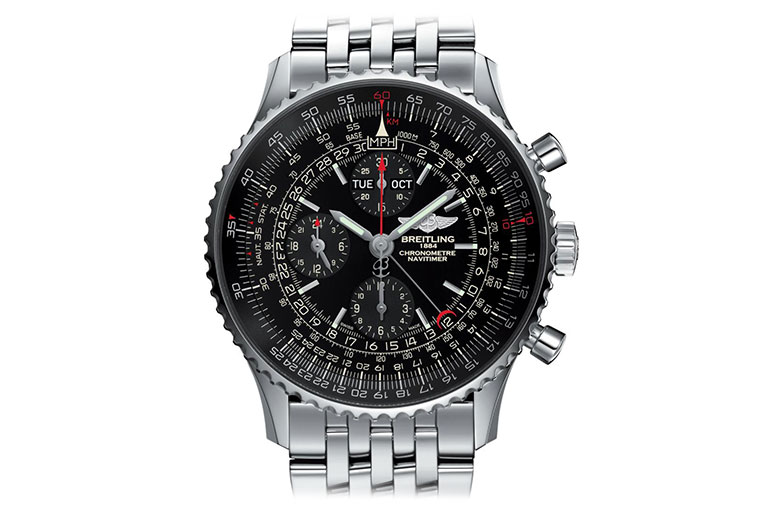 Show You The Breitling Navitimer 1884 Chronograph 46mm Mens Replica