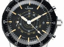 Limited Edition Watch Series:Sinn Chronograph Tachymeter Mens Replica