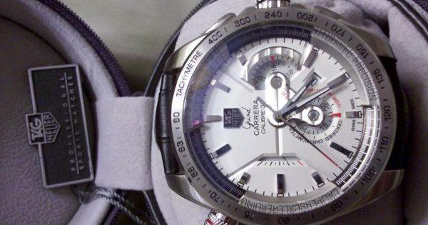 A Review Of Tag Heuer Aquaracer 300m Ceramic Calibre 16 Chronograph Replica