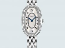 Longines Symphonette Replica Watches With Black Arabic Numerals Dial
