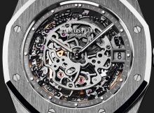 Limited Edition Watch Series:Audemars Piguet Openworked Extra-Thin Royal Oak Replica
