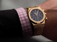 Introducing The Audemars Piguet Royal Oak With Gold Case Replica Watches