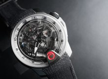 HYT And Alinghi Collaborate For The Limited Edition H2 Alinghi Replica