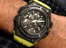 Show You The Linde Werdelin SpidoLite 3DTP Carbon Replica