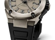 IWC Ingenieur Double Chronograph Titanium Men's Replica Watch