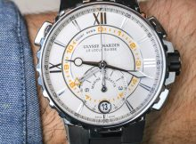 A Review Of Ulysse Nardin Marine Regatta Men's Replica Watch