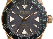 A Luxurious Version Of Eterna KonTiki Bronze Manufacture Men's Replica
