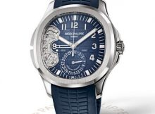Patek Philippe Advanced Research Aquanaut Travel Time Ref. 5650G Replica