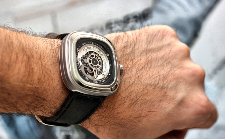 SevenFriday P1-01 Watch Giveaway To Celebrate Luxe Watches 5th Birthday Giveaways