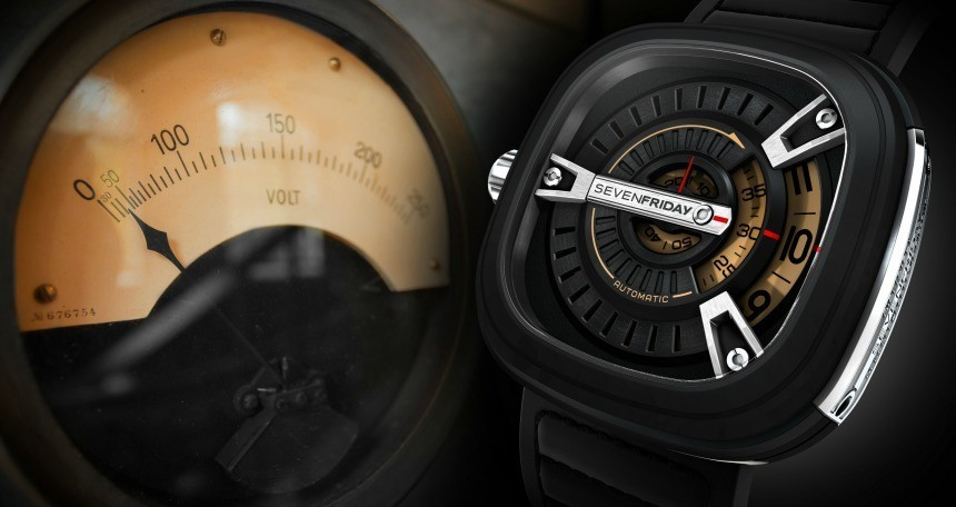 SevenFriday New Watches, The M1 & M2 Watch Releases