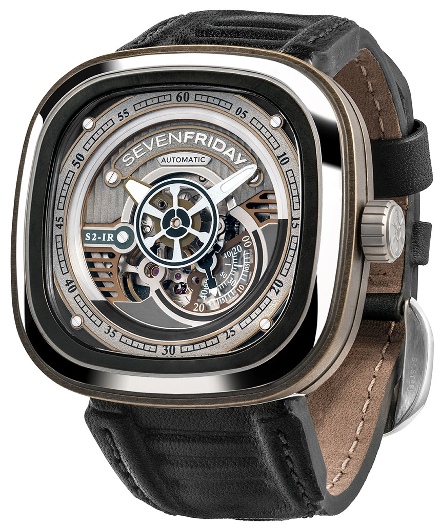 SevenFriday S2/01 Watch Watch Releases