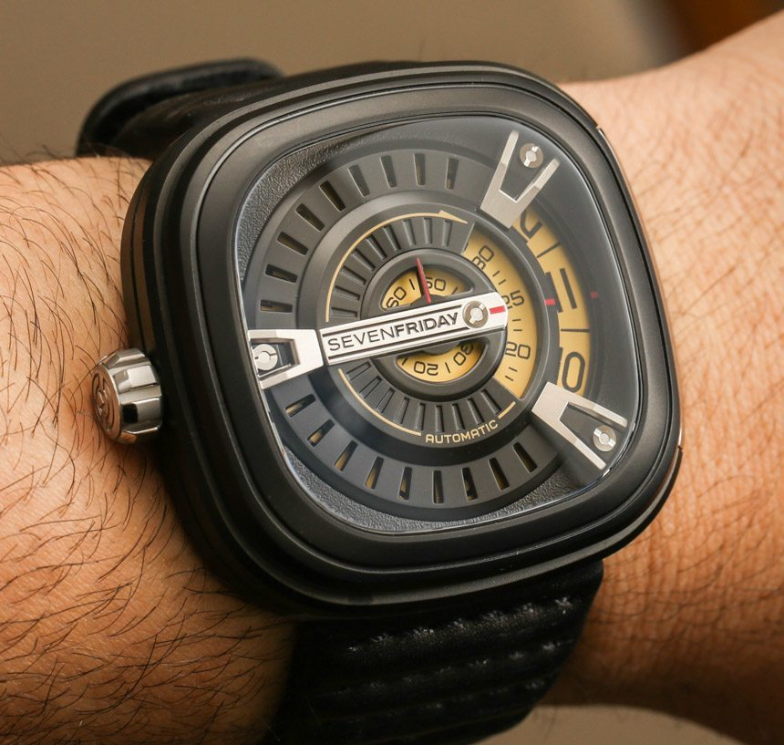 SevenFriday M2 Watch Review Wrist Time Reviews