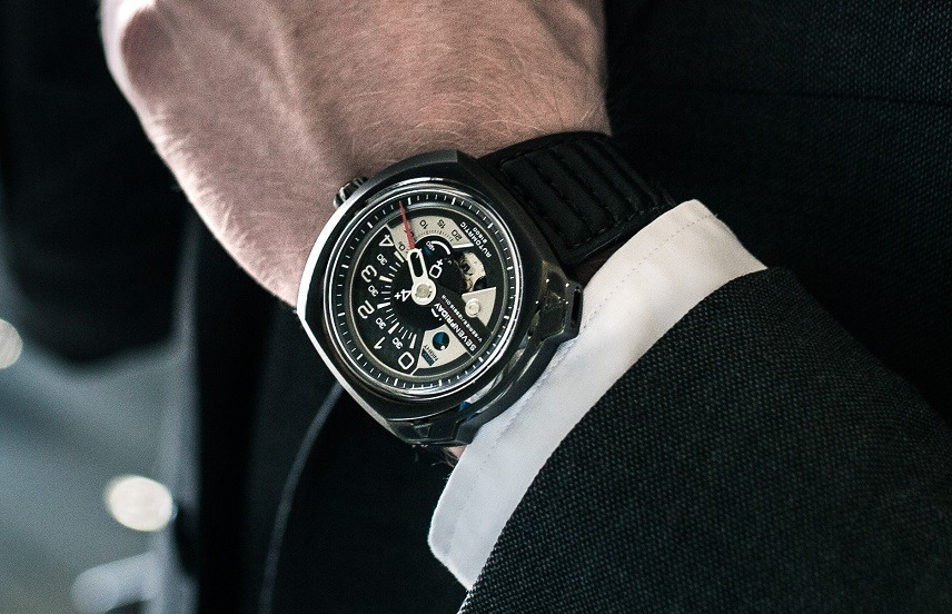 SevenFriday V-Series V3/01 Watch Watch Releases