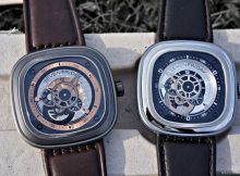 SevenFriday Watch Review Wrist Time Reviews