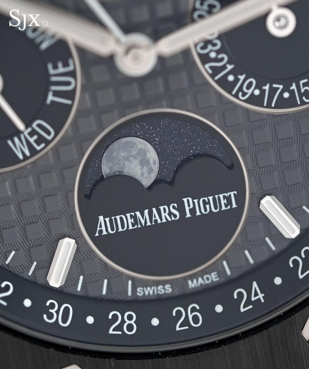 Audemars Piguet Royal Oak Perpetual Calendar Black Ceramic 03