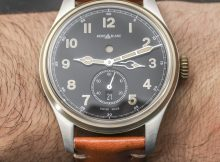 Montblanc 1858 Automatic Dual Time Watch Hands-On Hands-On