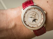 You Will Appreciate The Charming And Luxury Patek Philippe Diamond Ribbon Joaillerie Replica Watch