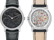 The Great Wave:Luxury Replica Blancpain Métiers d'Art Timepiece