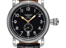 Detailed Review With The Longines Avigation Oversize Crown Replica Watch