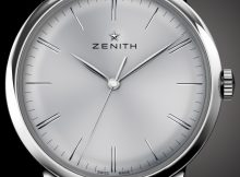 Then New In-House Movement Inside Zenith Elite 6150 Replica Watch