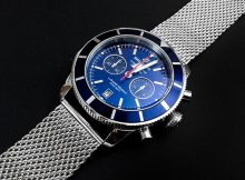 A Review Of Breitling Superocean Heritage Chronograph 44 Replica