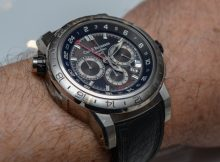 Let Us Review The Carl F. Bucherer Patravi TravelTec II Replica