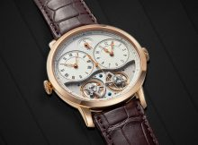 Hands-On With Arnold & Son DBG With 44mm Case Men's Watch