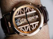 Corum Golden Bridge Round Watch Hands-On Hands-On